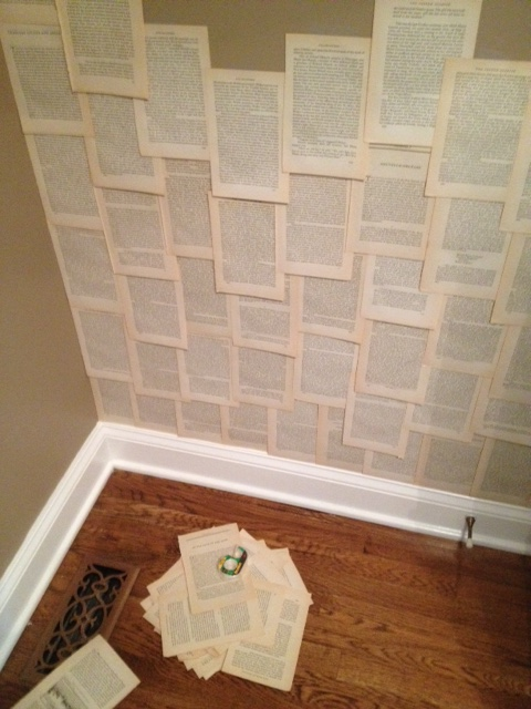Least Expensive Wall Treatment Paper Yet Completed Within