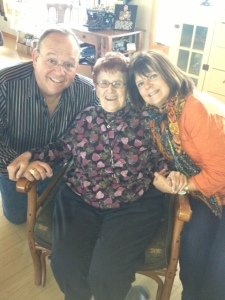 Happy Mother's Day to OUR Mom...89 and still going strong!