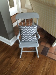 Already Shipped ... Andi's little Rocker