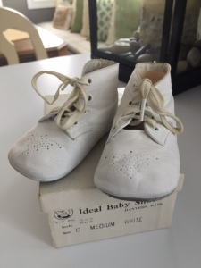 Only the BEST HIGH TOP Shoes Every Few Months for Baby ANDI!
