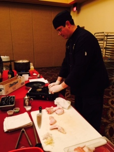 Chef at Medallion has been offering great classes!