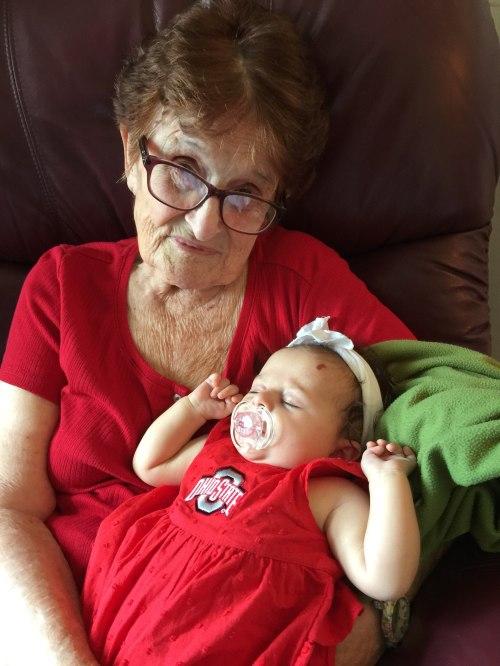 mom at 94